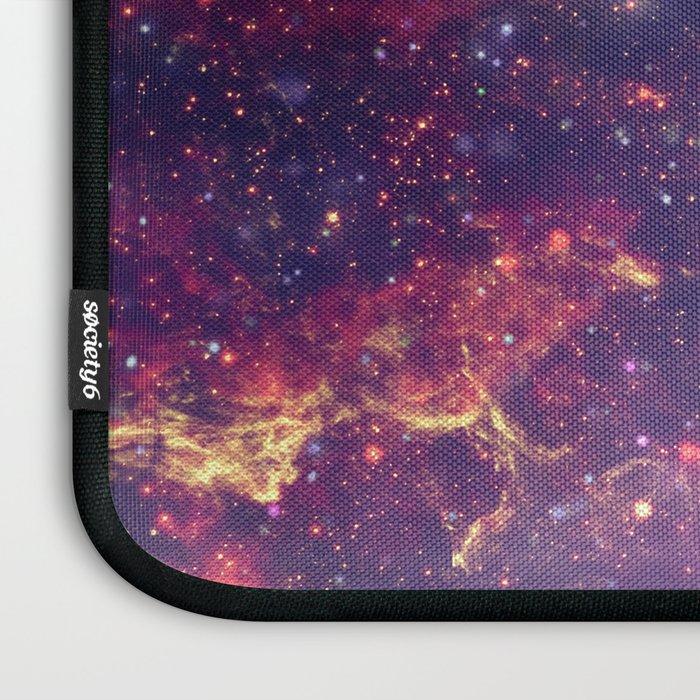 Star Field in Deep Space Laptop Sleeve