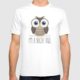 I'm A Night Owl T-shirt
