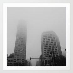 David. David. - Detroit, MI Art Print