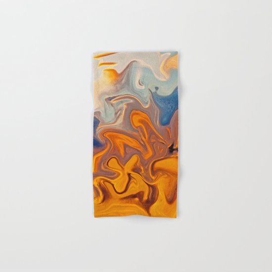 SKY ON FIRE Hand & Bath Towel