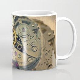 Mechanical Watch Movement - Mercury Coffee Mug
