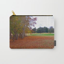 15th Hole in Autumn Carry-All Pouch