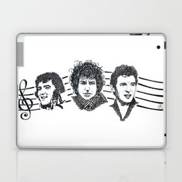 Elvis, Bob & Bruce Laptop & iPad Skin
