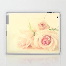Peachy Roses  Laptop & iPad Skin