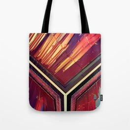 #Transitions XXXIV - GATELESS  Tote Bag