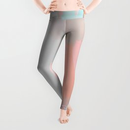 Abstract Painting No. 18 Leggings