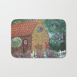 A Cozy Cottage Bath Mat