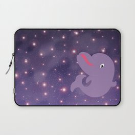 Babydolphin in Universe    Laptop Sleeve