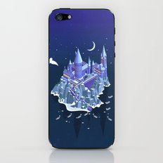 Hogwarts series (year 1: the Philosopher's Stone) iPhone & iPod Skin