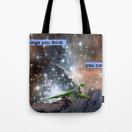 Do the Things You Think You Cannot Do Tote Bag