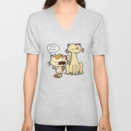 Pokémon - Number 52 & 53 Unisex V-Neck