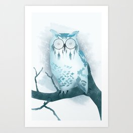 Dream Watcher Art Print