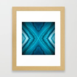 WITHIN THE TIDES - X - CALYPSO Framed Art Print