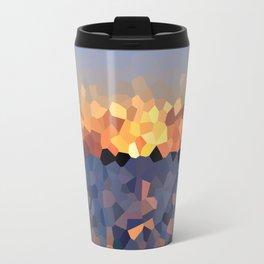 Sunset at the Lake Travel Mug
