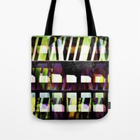 glass Tote Bags featuring Glass by Anna Brunk