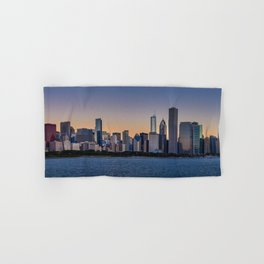 Chicago Hand & Bath Towel