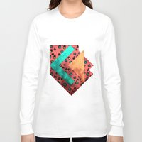 tulips Long Sleeve T-shirts featuring Tulips by Akwaflorell