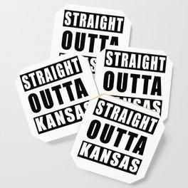 Straight Outta Kansas Coaster