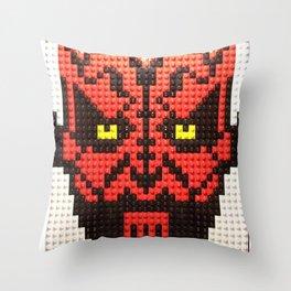 Darth Maul Time Throw Pillow