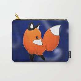 Introducing a fox Carry-All Pouch