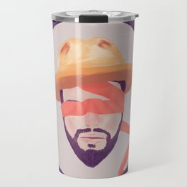 Voluntary Blindness Travel Mug