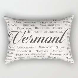 Vermont Rectangular Pillow