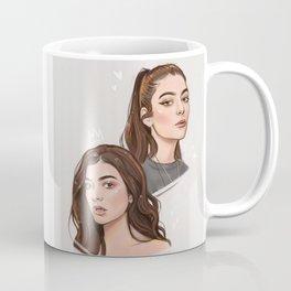 Lorde / digital portraits Coffee Mug