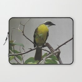 Chichen Itza Bird Laptop Sleeve