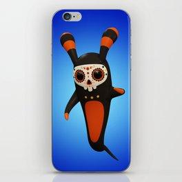 Ghost Night iPhone Skin