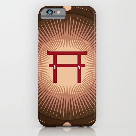 Torii no power iPhone & iPod Case