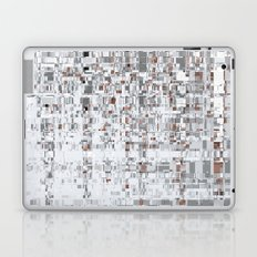 Abstract Architecture Grey Laptop & iPad Skin
