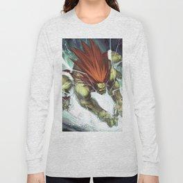 Blanka Long Sleeve T-shirt
