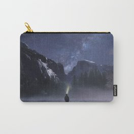Star Gazer Midnight Carry-All Pouch