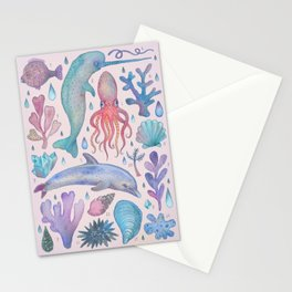 Et coloris natura VI Stationery Cards