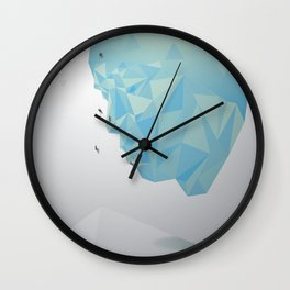 Shun–Challenge yourself Wall Clock