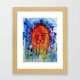 Savanna Framed Art Print
