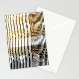 Combed Texture II Stationery Cards