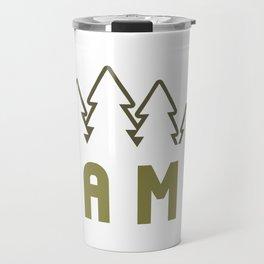 Camp Wilderness Travel Mug