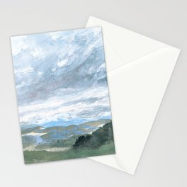 Landscapes in my mind Stationery Cards