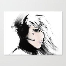 Roger That! Canvas Print