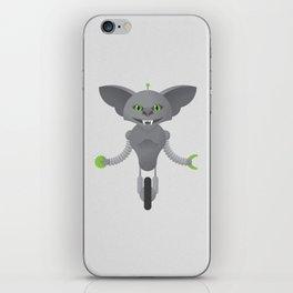 Gremlin / Robot iPhone Skin