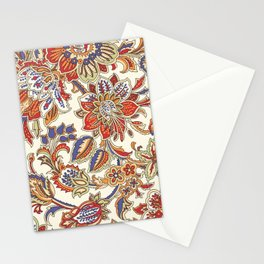 First pattern Stationery Cards