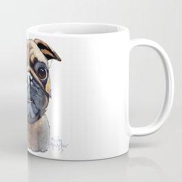I AM A PUG by Shirley MacArthur Coffee Mug