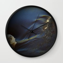 That Peaceful Feeling Wall Clock