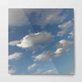 Sky High (Stoner Camo Collection) Metal Print