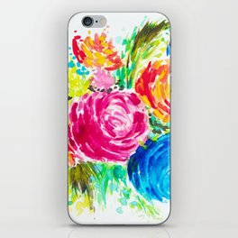 Emma's Garden iPhone Skin