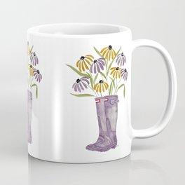 Rainboots Coffee Mug