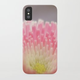 Winter flower. iPhone Case