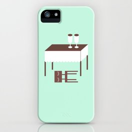 THE DAY AFTER iPhone Case