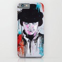 Alex Clockwork iPhone Case